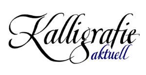 Das Logo der Kalligrafie aktuell